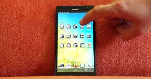 Getting Root Huawei Ascend Mate MT1-U06