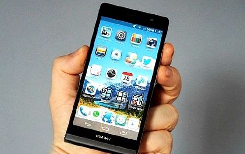 Getting Root Huawei Ascend P6