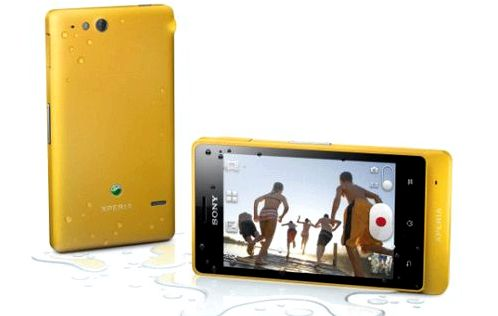 Getting Root Sony Xperia GO ST27i