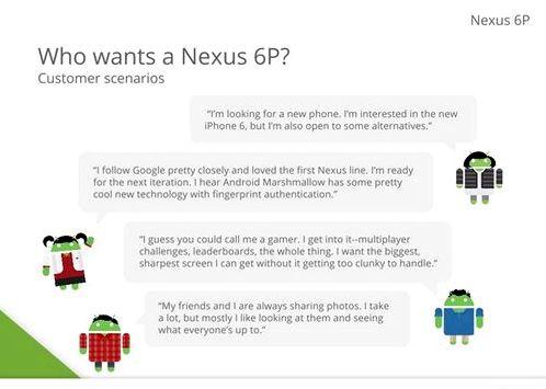 Press photos leaked Nexus 6P network