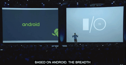 Live from Google I / O 2015