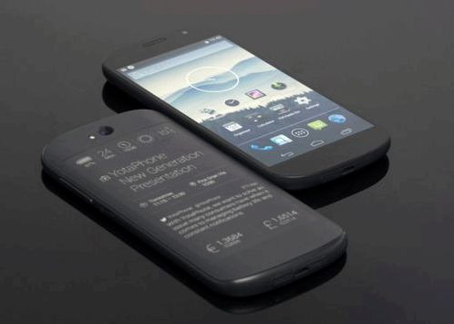 YotaPhone Manufacturing 3 ZTE's power of attorney