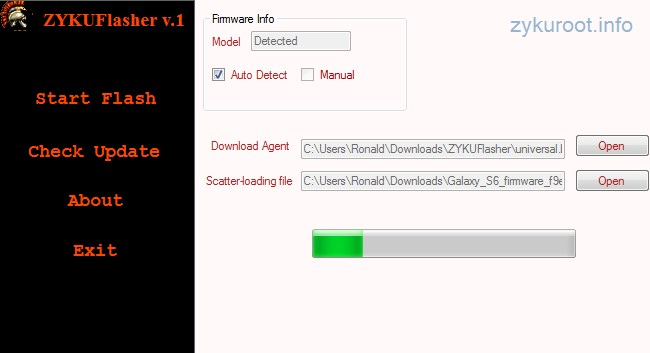 Flashing Qilive Q.4926. Updating to Android 10 Q