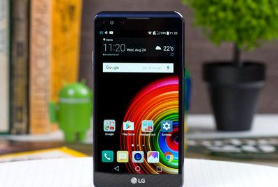 Review LG X Power - a budget smartphone with powerful