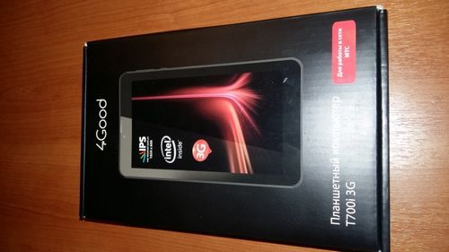 Reviews 4Good T700i 3G 4Gb forum