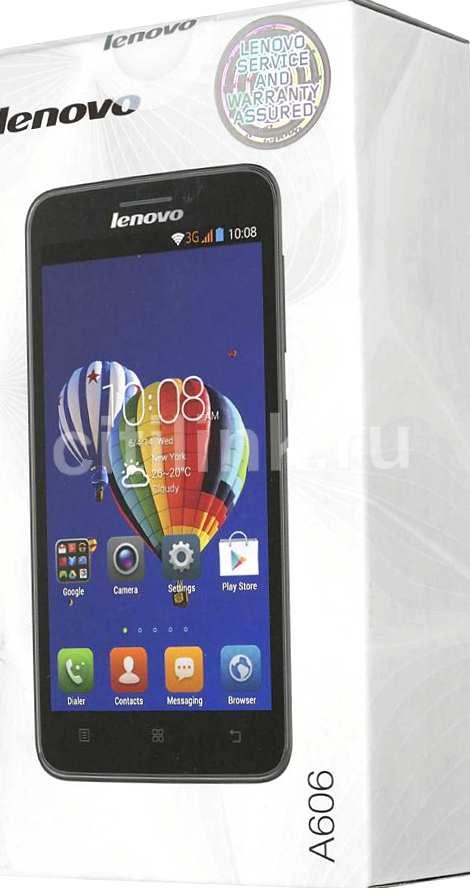 Reviews about Lenovo A606