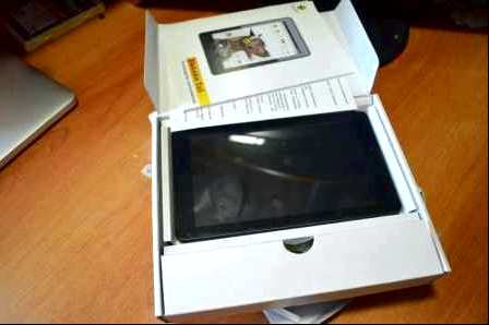 Reviews Beeline 3G Tab Pro Review