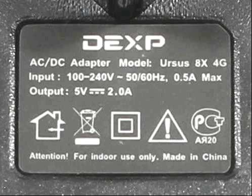Reviews DEXP Ursus 8X Review