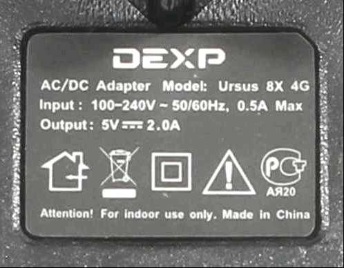 Reviews DEXP Ursus 8X Review