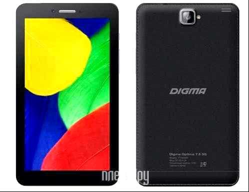 Reviews Digma Plane 7.5 3G Review