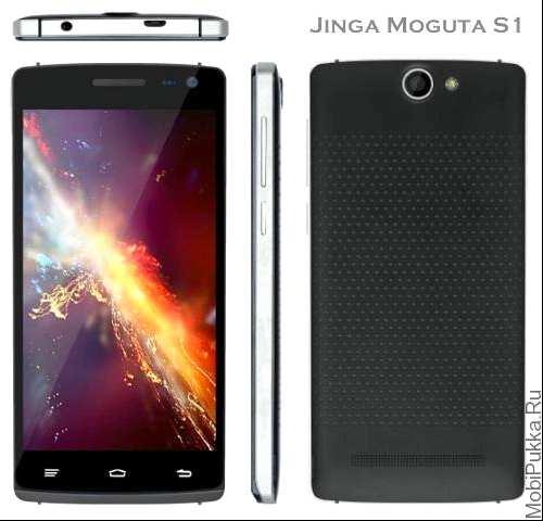 Reviews Jinga Moguta S1 LTE Review