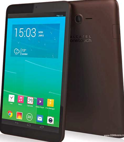 Reviews of Alcatel Pixi 8