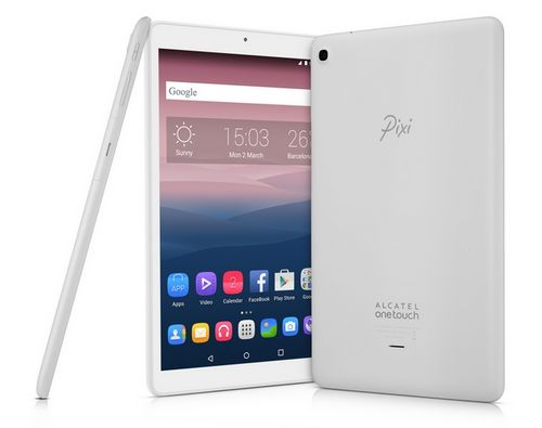 Reviews of Alcatel Pixi March 10