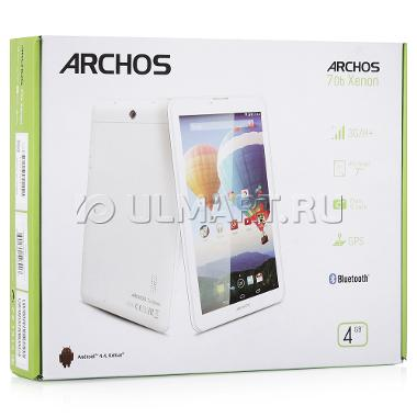 Reviews of Archos 70b Xenon