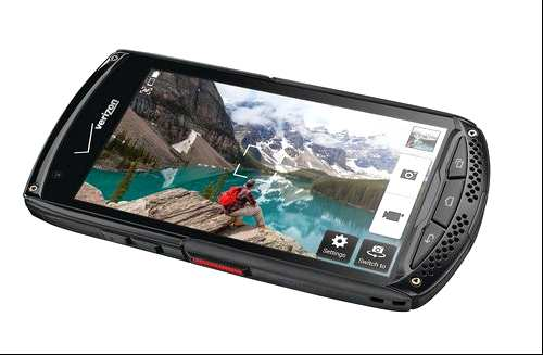 Reviews of Kyocera Brigadier buy