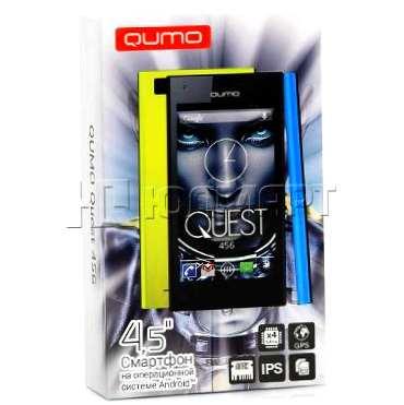 Reviews of Qumo Quest 456
