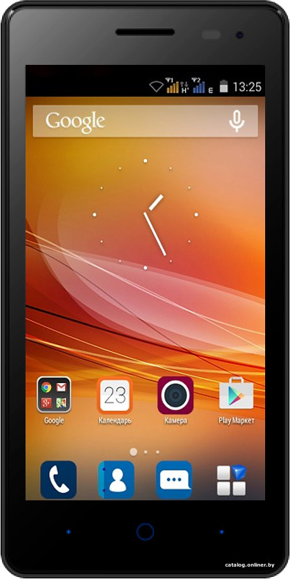 Reviews of the ZTE Blade GF3 forum