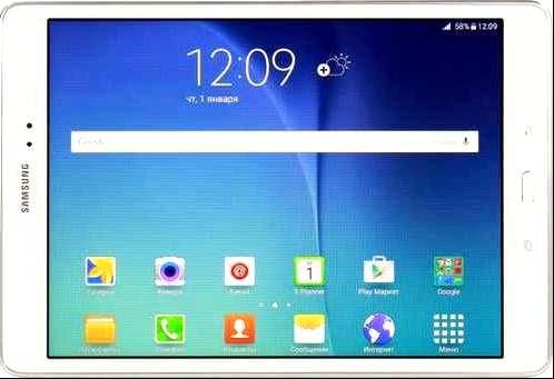 Reviews Samsung Galaxy Tab A 9.7 SM-T555 Review