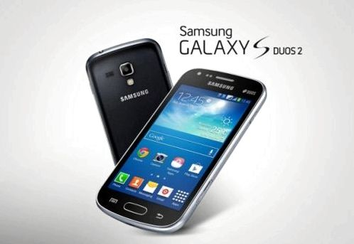 Root Samsung Galaxy S Duos 2 S7582