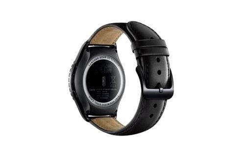 Samsung announced the Samsung Gear S2