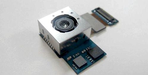 Samsung will produce its own sensor cameras