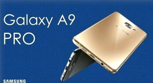 Samsung Galaxy A9 Pro will be sold outside of China schA