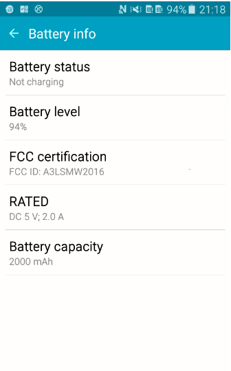 Samsung Galaxy Golden 3 has been certified by FCC