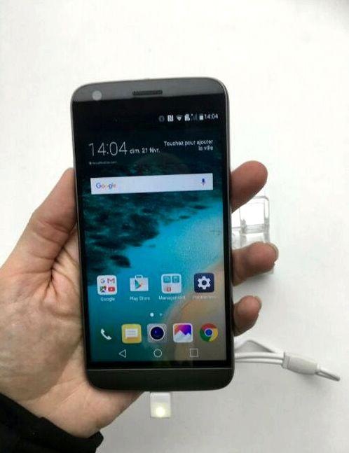Samsung Galaxy S7 and LG G5 lost applications menu