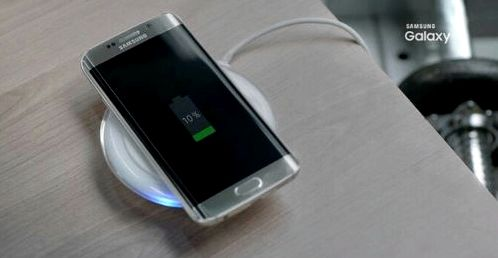 Samsung Galaxy S7 appeared on the official video