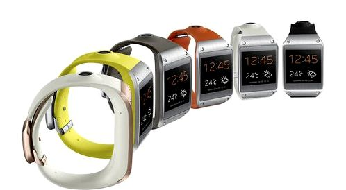 Samsung Gear A will be sold in three variations