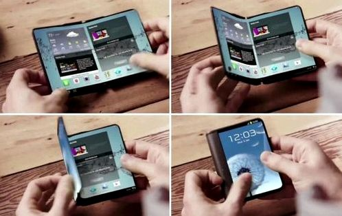 Samsung may release a flexible smartphone in 2016