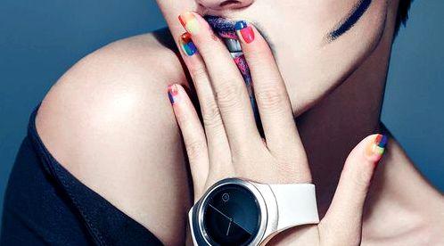 Samsung showed a teaser of new smart watch