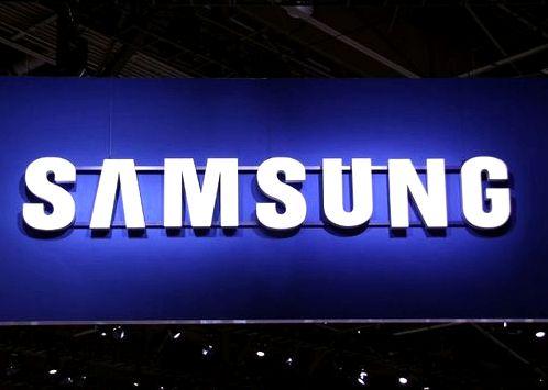 Samsung reported for the third quarter