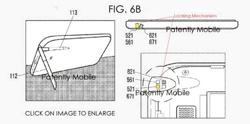 Samsung patented a new use S Pen