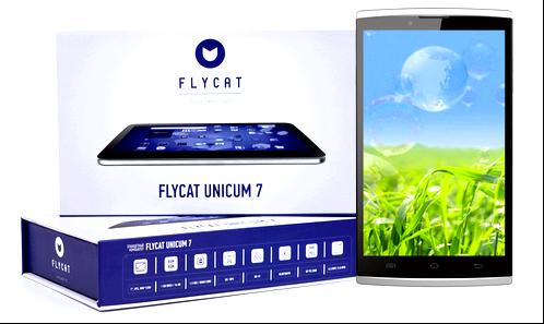 Intstruction how to root FLYCAT Unicum 7 (firmware) root