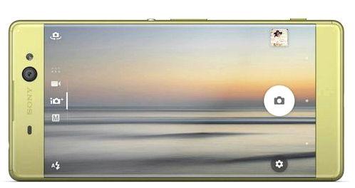 Sony announced the Xperia XA Ultra