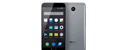 Specifications Meizu Blue Charm hit the net