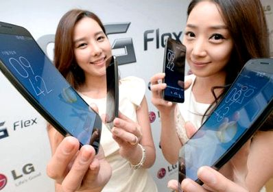 Became known the price for LG G Flex