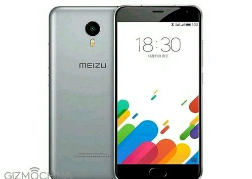 It became known to the date of announcement of the Meizu M3 Metal