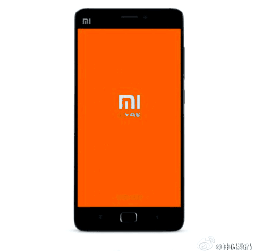 In the leaked render Xiaomi Mi5