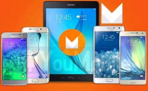 They became known to Samsung's update plans for 2016