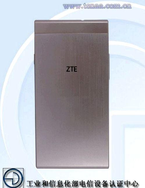 Strange smartphone from ZTE lit up at TENAA