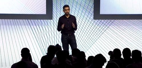 Sundar Pichai appointed new leadership