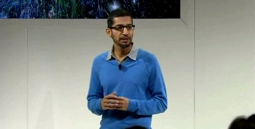 Sundar Pichai earned $ 100 million
