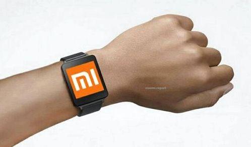 Suschestvanie Xiaomi Mi Watch confirmed
