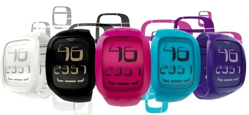 Swatch Smart Watch will hold a charge for six months