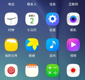 The leaked screenshots of the updated TouchWiz