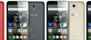 The leaked smartphones specification Pop 4