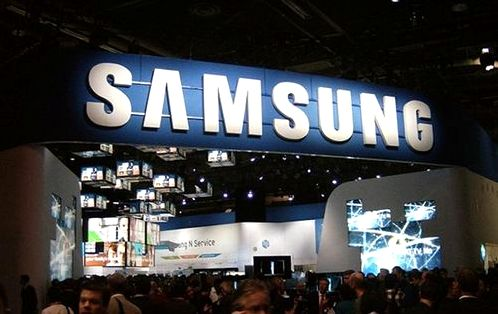 Samsung reported for the fourth quarter
