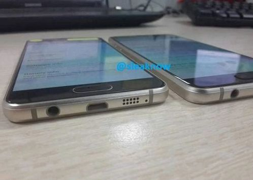 The network has live pictures Galaxy A5 and A3